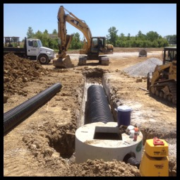 Pipeline Installation in Pasco County